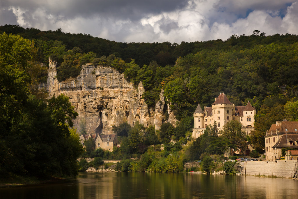 La Roque Gageac, Dordogne RIver, France